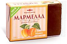 «Озёрский сувенир», мармелад «Абрикос», 100% натуральный продукт, 320г