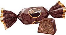 Конфета «Глэйс» с шоколадным вкусом. (упаковка 1кг)