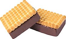 Печенье «Ми-Ни» со сливочным вкусом, комбинированное (коробка 4кг)