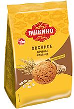 «Яшкино», печенье «Овсяночка», сдобное, 350г