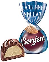 «Bonjem», конфета «Миндаль» (коробка 1кг)