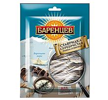«Баренцев», ставридка серебристая сушёно-вяленая, 20г