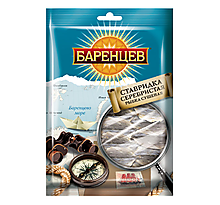 «Баренцев», ставридка серебристая сушёно-вяленая, 70г