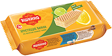«Яшкино», вафли «Лимон-Лайм», 300г