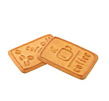 Печенье «К кофе, со вкусом пломбира», сахарное (коробка 4кг)