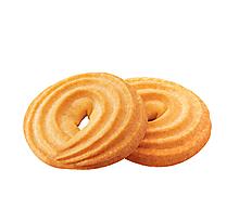 Печенье «Ванильное кольцо», сдобное (коробка 3,5кг)