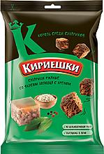 «Кириешки», сухарики со вкусом холодца с хреном, 100г