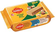 «Яшкино», вафли «Ореховые», 200г