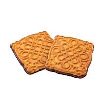 Печенье «Зебра» с топлёным молоком, сахарное (коробка 3кг)