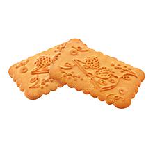 Печенье «Земляника со сливками», сахарное (коробка 5кг)