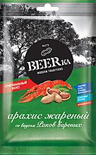 «Beerka», арахис жареный со вкусом варёных раков, 90г