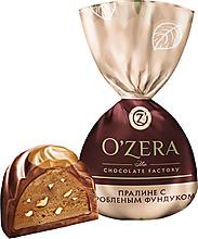 «OZera», конфеты с дробленым фундуком