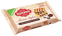 «Яшкино», вафли мягкие с шоколадным кремом, 40г