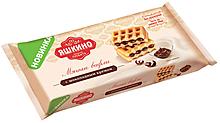 «Яшкино», вафли мягкие с шоколадным кремом, 120г