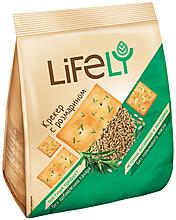 «LifeLY», крекер с розмарином, 180г