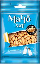 «МачоХит», арахис цельный, жареный, солёный, 30г