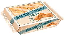 «Домашнее чаепитие», печенье со сливочным вкусом, 235г