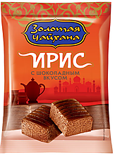 «Золотая Чайхана», ирис с шоколадным вкусом, 140г