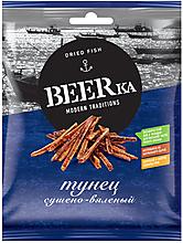 «Beerka», тунец сушёно-вяленый, 70г