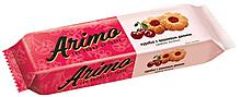 «Arimo», печенье «Курабье с вишневым джемом», 180г