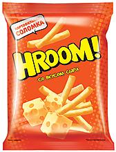 «Hroom», чипсы со вкусом сыра, 50г