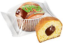 «OPS!», маффины с шоколадной начинкой, 50г