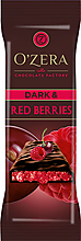 «OZera», шоколад горький  Dark & Red berries, 40 г