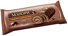 «Мэлори», рулет бисквитный с какао, 200г