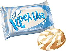Карамель «Кремка» с молочным вкусом (упаковка 1кг)