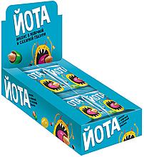 «Йота», драже арахис в молочно-шоколадной и сахарной глазури, 40г