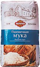 «Яшкино», мука пшеничная высшего сорта, 2кг