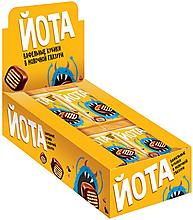 «Йота», драже вафля в молочно-шоколадной глазури, 40г