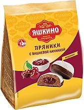 «Яшкино», пряники с вишнёвой начинкой, 350г