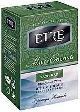 «ETRE», «Молочный улун» чай зеленый крупнолистовой, 100г