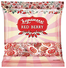 Карамель «Red berry», 180 г