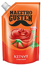 «Maestro Gusten», кетчуп «Томатный», 400г