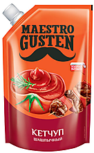 «Maestro Gusten», кетчуп «Шашлычный», 400г