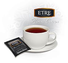 «ETRE», «Royal Ceylon» чай черный цейлонский, 300 конвертиков саше, 600г