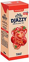 «Djazzy», сок  томатный, с мякотью, 200мл