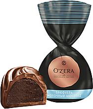 «OZera», конфеты трюфель молочный шоколад