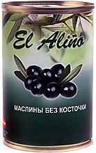 «EL alino», маслины без косточки, 270г