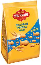 «Яшкино», крекер «Золотая рыбка», 350г
