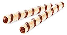 Трубочки вафельные «Лесной орех» (коробка 4кг)