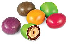 Драже арахис в шоколадной и сахарной цветной глазури (коробка 1,5кг)