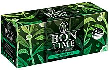 «Bontime», bontime чай зелёный, 25 пакетиков, 50г