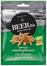 «Beerka», путассу с перцем сушёно-вяленая, 25г