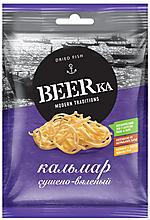 «Beerka», кальмар сушёно-вяленый, 38г