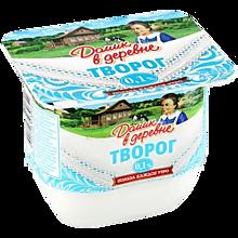 Творог мягкий 0.1% «Домик в деревне» обезжиренный, 170г
