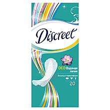 Прокладки «Discreet» ежедневные, 20шт