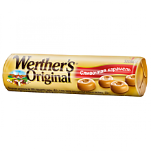 Карамель «Werther's» сливочная, 50г